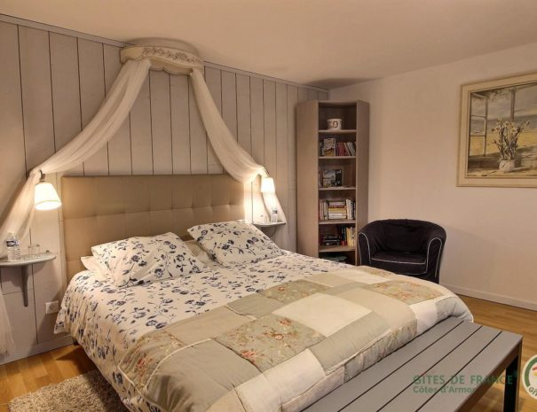 Chambre Noix La Priquetais